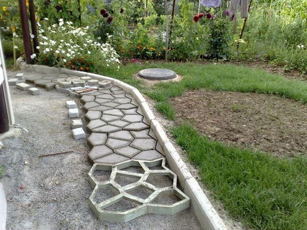 бордюр садовый цена в Москве