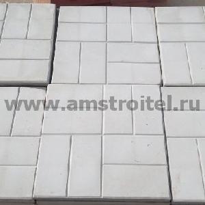 Плитка тротуарная 400х400х50 от производителя