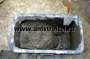 Установка ванны и заделка швов